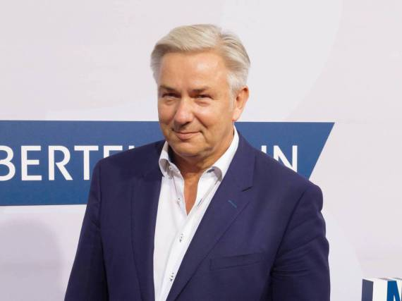 Klaus Wowereit war von 2001 bis 2014 Regierender Bürgermeister von Berlin