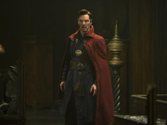 Benedict Cumberbatch entdeckt als Doctor Strange eine gänzlich neue Welt