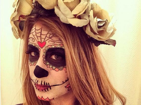 US-Star Lo Bosworth zeigt, wie man an Halloween stylisch das Haus verlässt