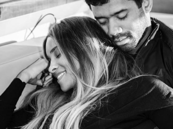 Ciara und Russell Wilson haben im Juli 2016 geheiratet