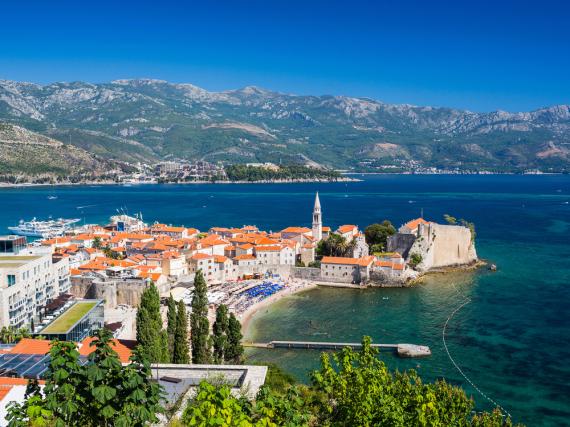 Eines der ältesten Orte an der montenegrinischen Adria ist Budva