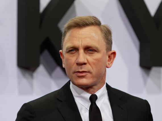 Daniel Craig verkörpert seit 2006 James Bond