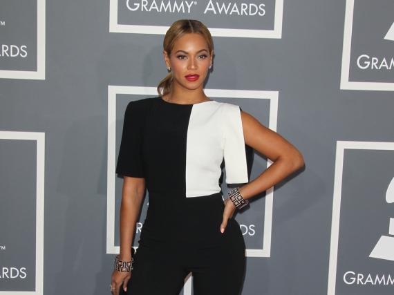 Popstar Beyoncé Knowles motiviert ihre Fans auf ihren Konzerten zur Wahl des neuen US-Präsidenten