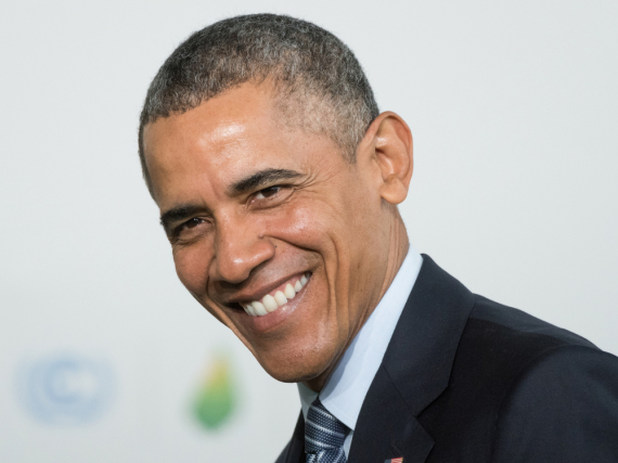 Obwohl es viele talentierte Rapper gibt, findet Präsident Barack Obama Jay Z immernoch am besten
