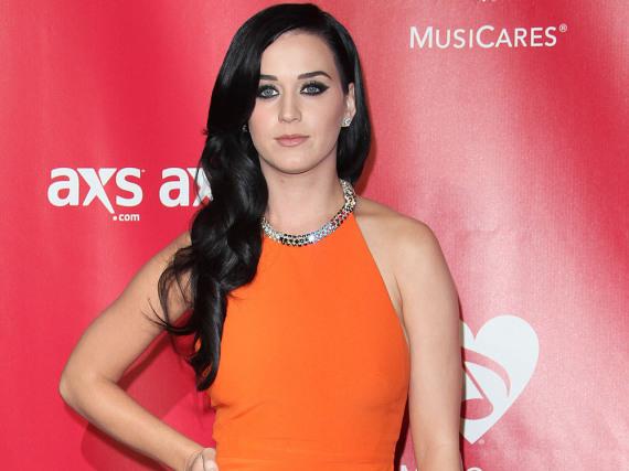 Katy Perry liegt seit Jahren im Clinch mit Taylor Swift