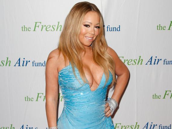 Mariah Carey versucht das Beste aus ihrer Trennung von James Packer rauszuholen