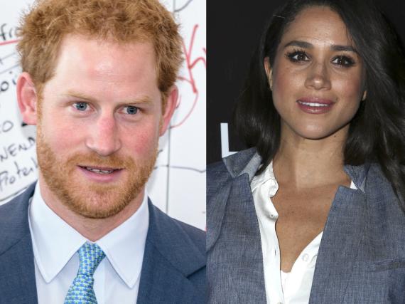 Sind sie ein Paar? Prinz Harry und Meghan Markle