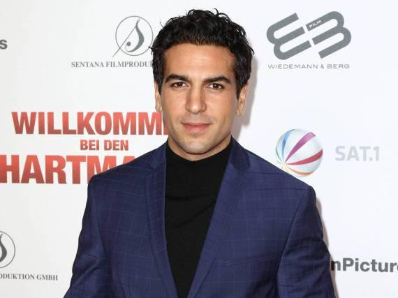 Elyas M'Barek bei der Premiere von