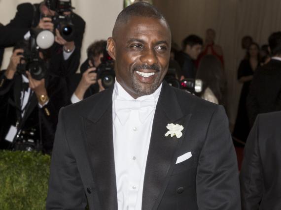 Idris Elba spielte im Film