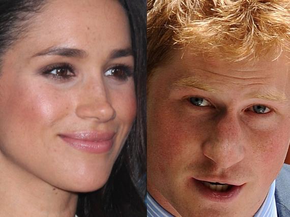 Ist Meghan Markle tatsächlich die Neue von Prinz Harry?