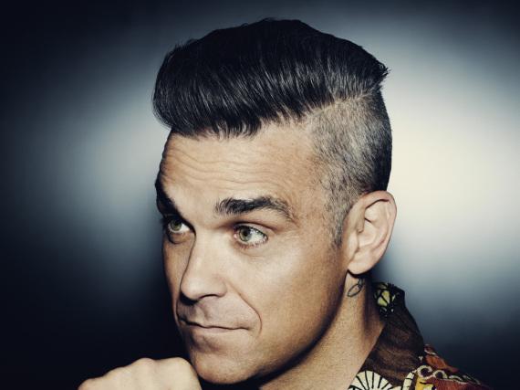 Robbie Williams nimmt wieder die Chartspitze ins Visier