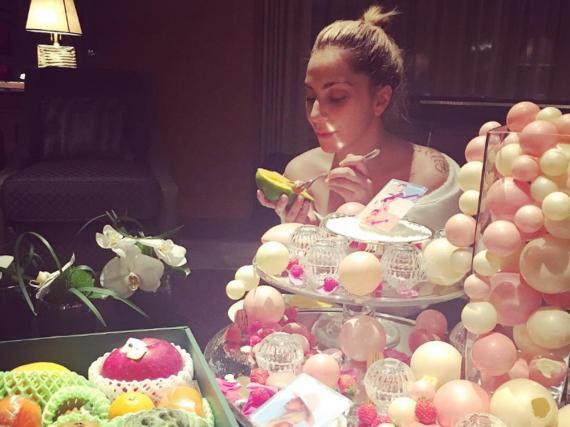Diese Leckereien bekam Lady Gaga von Fans