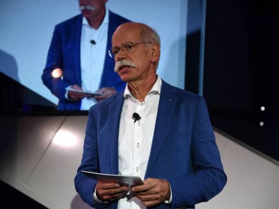 Dieter Zetsche hat geheiratet