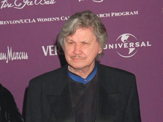 Charles Bronson im Jahr 1998 bei einer Veranstaltung in Hollywood