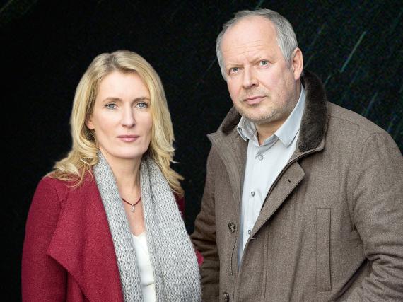 Maria Furtwängler und Axel Milberg ermitteln im Jubiläums-