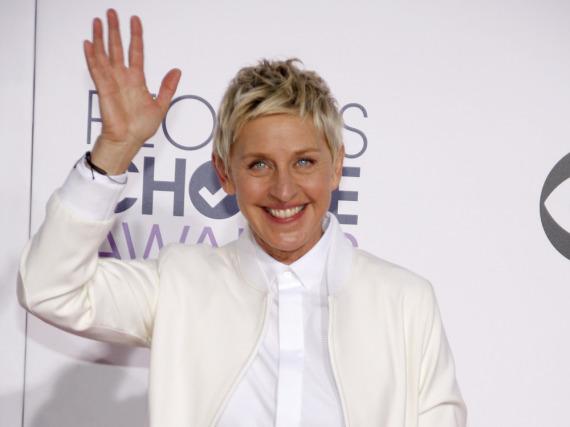 Die Menschen mögen offenbar ihre Authentizität: Ellen