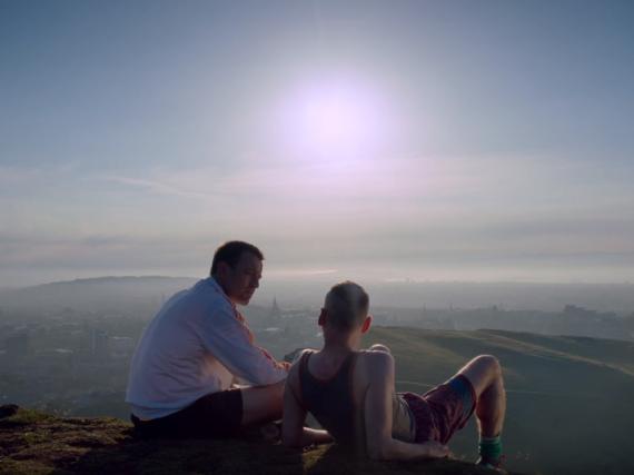 Mark Renton (Ewan McGregor) und Spud (Ewen Bremner) - nach 20 Jahren endlich wiedervereint!
