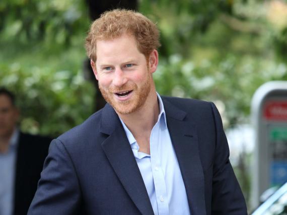 Prinz Harry hat in Meghan Markle offenbar eine neue Liebe gefunden
