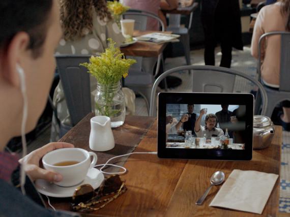Netflix auch unterwegs und offline nutzen? Das könnte bald möglich sein