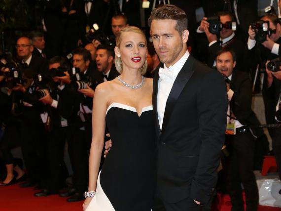 Blake Lively und Ryan Reynolds sind seit 2012 verheiratet