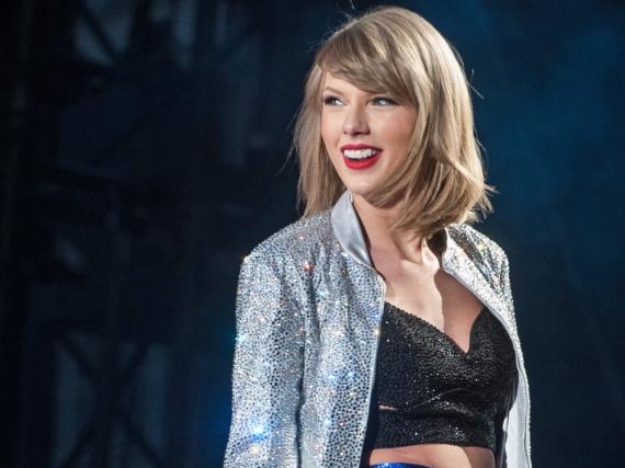 Über zu wenig Geld auf dem Konto kann sich Taylor Swift nicht beschweren