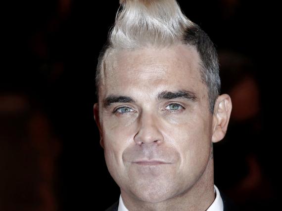 Robbie Williams bekam schon im Jahr 2013 einen Bambi verliehen - nun folgt der nächste