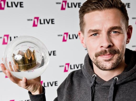 Klaas Heufer-Umlauf gewann 2014 selbst eine 1Live Krone
