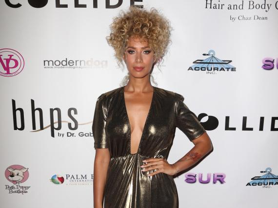 Leona Lewis zeigte sich ganz anders als sonst