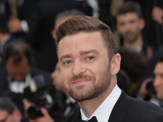 Justin Timberlake ist ganz begeistert von seinem Sohn Silas