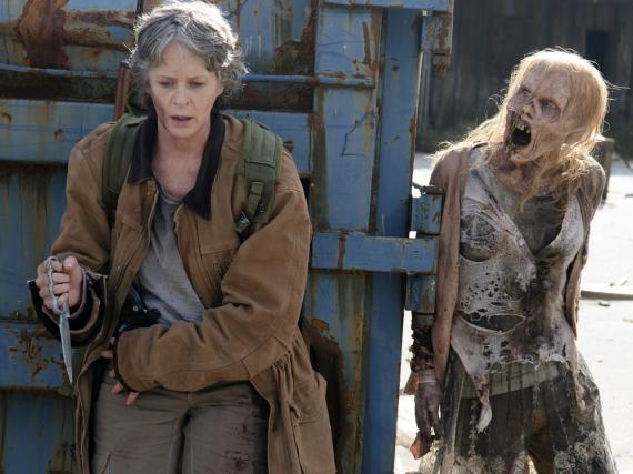 Melissa McBride als Carol Peletier in