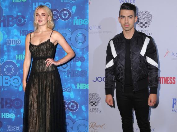 Läuft da was zwischen Sophie Turner und Joe Jonas?