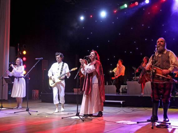 Die Kelly Family gibt im Mai ihr Comeback mit drei Konzerten