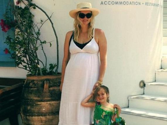 Gemma Ward wird zum zweiten Mal Mutter