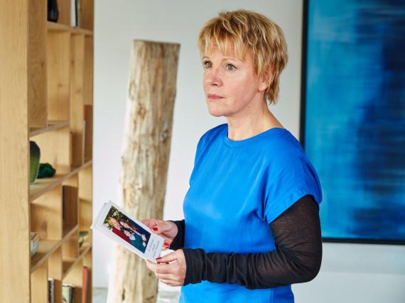 In ihrem neuen Film spielt Mariele Millowitsch die krebskranke Ärztin Karin