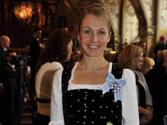 Magdalena Neuner ist zum zweiten Mal Mutter geworden