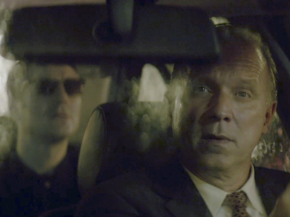 Felix Murot (Ulrich Tukur) muss einen Serienkiller