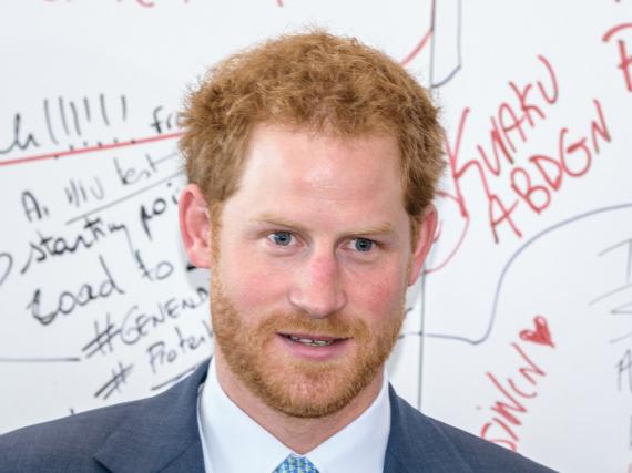 Prinz Harry sollte aktuell eigentlich in Glück baden - doch seine Liebe steht unter keinem guten Stern