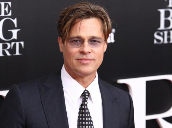 Brad Pitt kann aufatmen, die Ermittlungen gegen ihn sind eingestellt worden