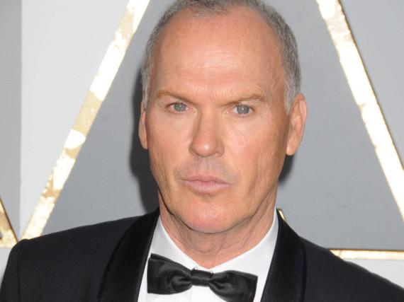 Michael Keaton bei der Oscar-Verleihung 2016 in Los Angeles