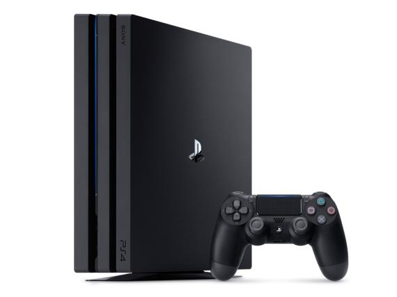Die PS4 Pro sieht der zuvor bereits erhältlichen PS4 sehr ähnlich