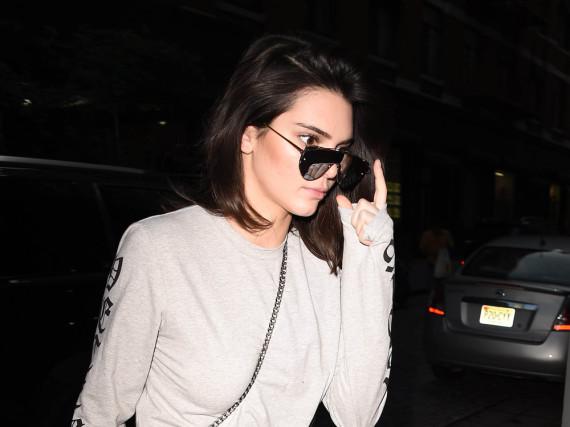 Kendall Jenner hat große Angst vor dem vermeintlichen Stalker