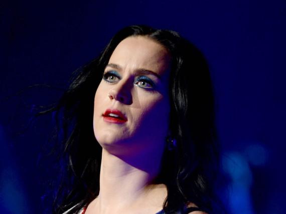 Katy Perry hat im Wahlkampf Hillary Clinton unterstützt