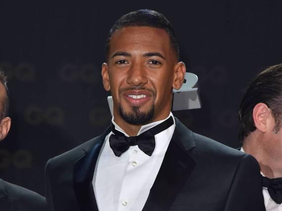 Bekam den Preis in der Kategorie Sport: Nationalspieler Jérôme