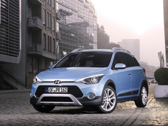 Überzeugender Kleinwagen: Hyundai i20