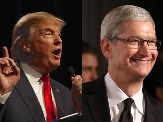 Wird Präsident Trump für Apple wirklich ein ernstzunehmendes Problem?