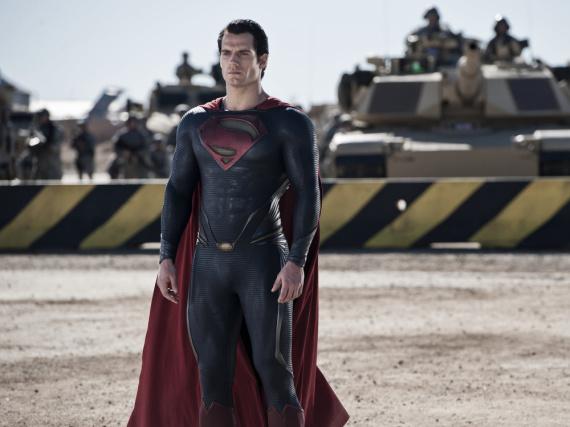 Kann Clark die Welt retten?