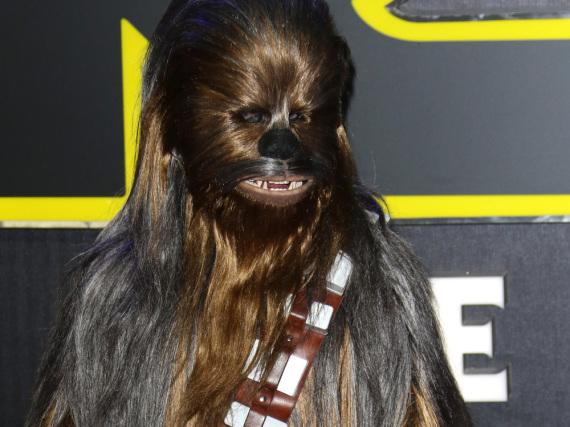 Chewbacca bleibt Han Solo treu