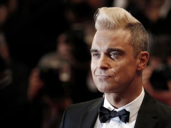 Mittlerweile ist Robbie Williams glücklich verheiratet