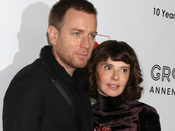 Ewan McGregor und Eve Mavrakis bei einer Gala in Los Angeles