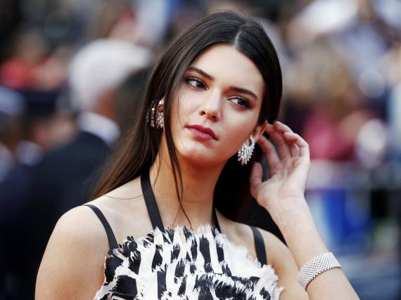 Eine der erfolgreichsten Frauen auf Instagram: Kendall Jenner